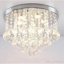 Ceiling Pendant Light Fixtures K9 Ceiling Light Droplights Silver Chrome Ceiling