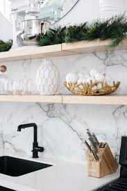 holiday decorating ideas for the kitchen with overstock com anne