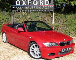 bmw 3 series 325ci sport convertible rare imola red for sale from