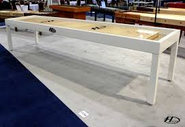 How To Play Table Shuffleboard What Size Shuffleboard Table Should I Get