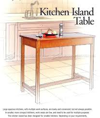 Kitchen Island With Table Seating Kitchen Island Kitchen Island With Table Plans Sets Kitchen