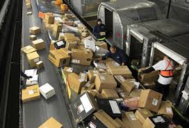 ups fedex pressured with order surge business insider