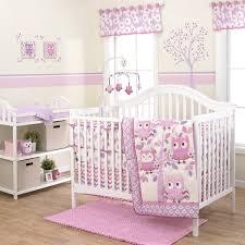 belle dancing owl 3 piece crib bedding set free shipping