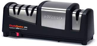 chef u0027s choice hybrid angleselect 290 diamond hone knife sharpener