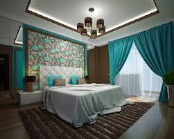 chambre turquoise et marron 1001 designs stupéfiants pour une chambre turquoise