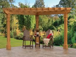 Pergola Blueprints Free by Corner Pergola Or Simply Define An Outdoor Http Ideas4landscaping