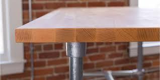 Diy Sit Stand Desk by Standing Desk Wood Hostgarcia