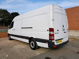 2008 Mercedes Sprinter 311cdi Lwb 6speed Manual 110bhp In Good