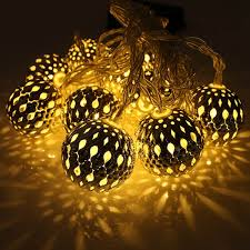 Led Christmas Garden Decorations by New Arrival 10 Led 1 2m Fairy String Lantern Lights Battery
