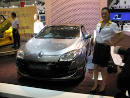 renault megane rs 250 at 2010 aims photos 1 of 7