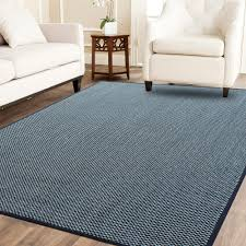Rug Color A1hc Indoor Hand Crafted Natural Sisal Rug With Cotton Border