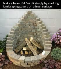 How To Make A Backyard Fire Pit Cheap - best 25 build a fire pit ideas on pinterest how to build a fire