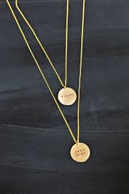 create your own necklace make your own sted necklace a beautiful mess