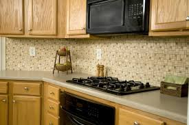 decorating travertine backsplash for backsplash designs and home