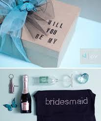 asking to be a bridesmaid ideas the original diy will you be my bridesmaid box