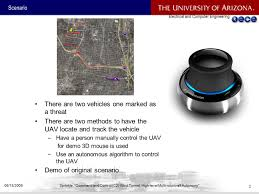 arizona u0027s first university scenario demo and new application in