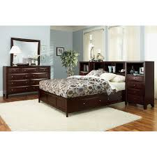 Clarion Bedroom Queen Wall Bed With Piers Value City Furniture - City furniture white bedroom set