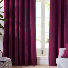 Pink Velvet Curtains Pink Curtains 2 Pink Velvet Curtains Blackout