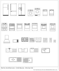Autocad For Kitchen Design by Fia Kitchen Cad Blocks 02 Autocad Pinterest Cad Blocks