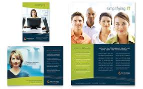 free microsoft word brochure templates free tri fold brochure