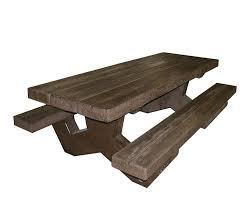 concrete tables cement picnic table ornamental stone