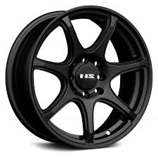 Black Rims For Mustang Ns Series Ns1203 Wheels Black Rims