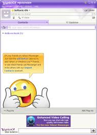 Yahoo Messenger Live Chat Room by Yahoo Messenger Download