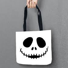 the nightmare before tote storage bags shoulder