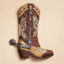 southwest cowboy boot wall art cowboy boots and cowboys cowboy art home cowboy boot wall art multi earth