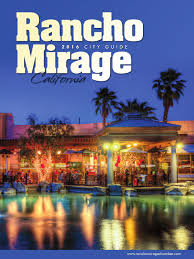 Patio Plus Rancho Mirage by Rancho Mirage Community Guide By Townsquare Publications Llc Issuu