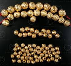 gold beaded necklace india images Gold beads bd120 indian 18k gold india jpg