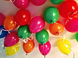 personalized balloons personalized balloons at party