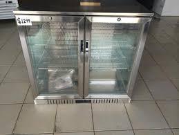 glass door bar fridge perth perth region wa fridges u0026 freezers gumtree australia free