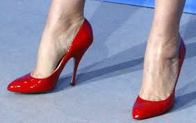 Red High Heels-77