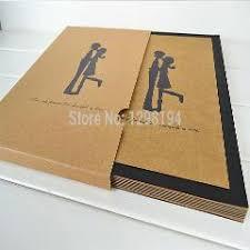 Personalized Wedding Album Free Ship 10 Inch Diy Photo Album Scrapbook Handmade Paper