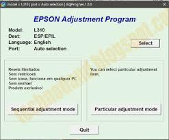 reset printer l210 manual cara reset printer epson l130 l220 l310 l360 l365 technodand