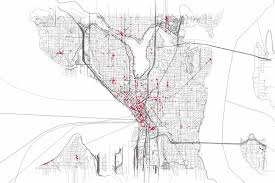 Seattle Terminal Map by Geofile Using Openstreetmap Data In Compose Postgresql Part I