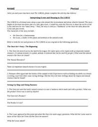 ideas of environmental science worksheets also template sample