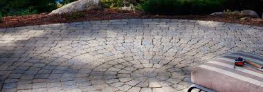 Paver Patio Kits Bergerac Circle Attractive Circle Paver Patio Kits 6