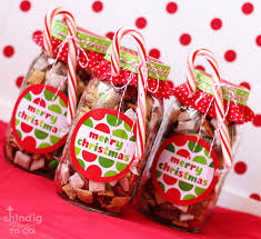 Home Made Christmas Gifts by How To Make Handmade Chex Mix Holiday Gifts U0026 Bonus Free Printable