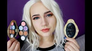 anna sui eyeshadows review swatches vikashapel youtube