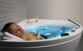 aquatica wht spa jetted bathtub 220v 50 60hz usa