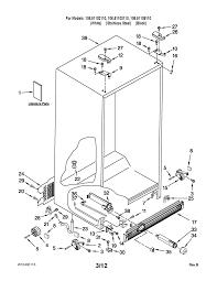 kenmore refrigerator parts model 10651103110 sears partsdirect