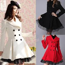 winter dress coats ladies dress top lists colorful and creative