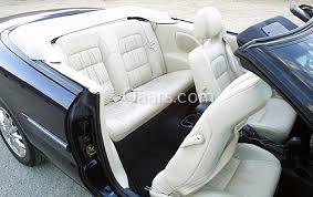 2004 Chrysler Sebring Convertible Interior Chrysler Sebring Qaars