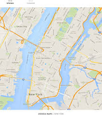 New York Google Map a year of google maps u0026 apple maps justin o u0027beirne