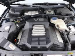 1996 audi a4 2 8 quattro sedan 2 8 liter sohc 12 valve v6 engine