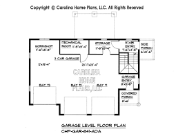 garage apartment floor plans low cost garage apartment plan gar 841 ad sq ft small budget