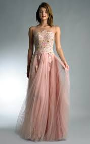 cheap pink formal dresses peach prom dress dorris wedding