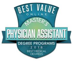 Masters Degree In Anatomy And Physiology Top Online Physician Assistant Programs Ranking Best Medical